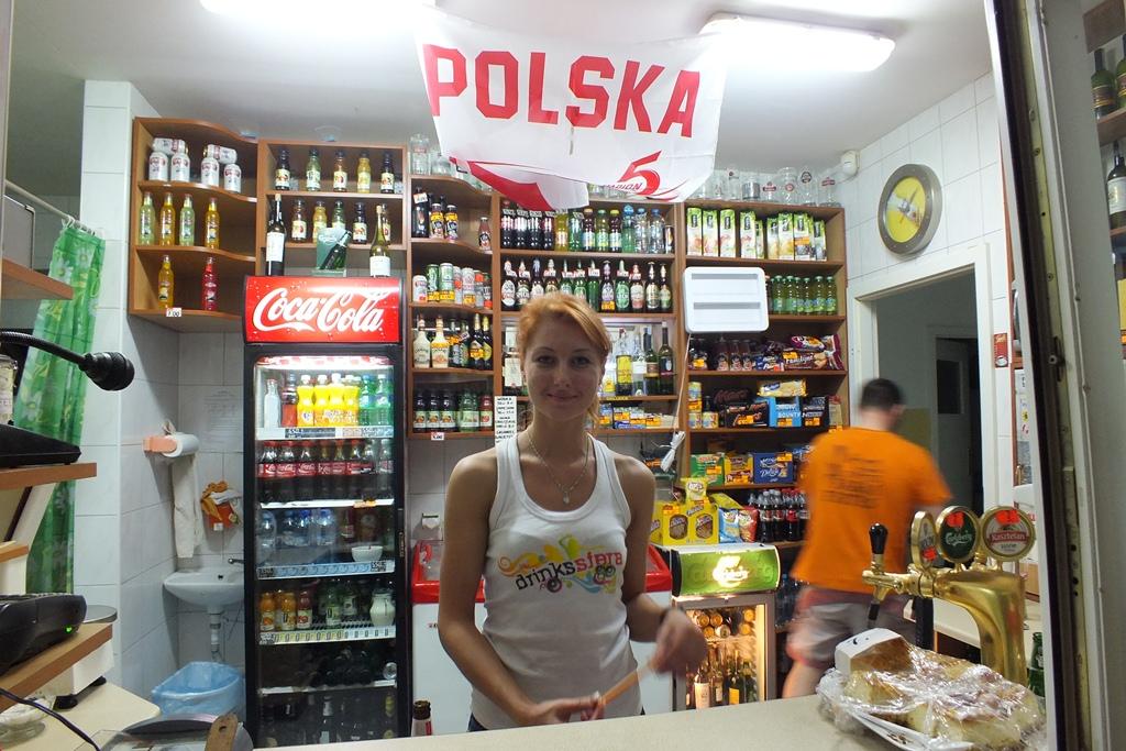 Občerstvení Polsko